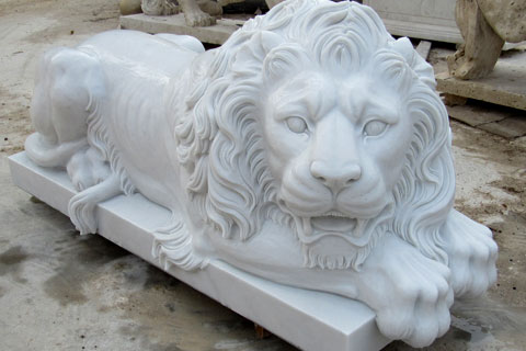 Outdoor lion statue lucerne for sale